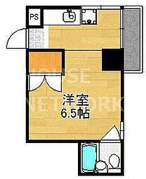 ハウス50[3-C号室号室]の間取り