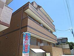 千葉県千葉市稲毛区小仲台4丁目の賃貸マンションの外観