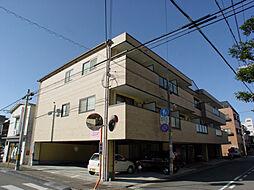 兵庫県姫路市東雲町5丁目の賃貸マンションの外観