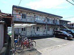 フォーブル堀江II[2階]の外観