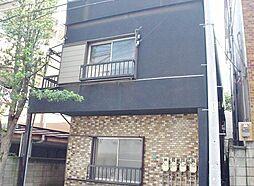 東京都豊島区南大塚3丁目の賃貸アパートの外観