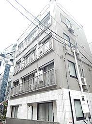ロマロ銀座新富[3階]の外観