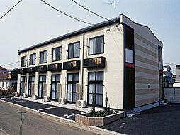 埼玉県さいたま市岩槻区岩槻の賃貸アパートの外観