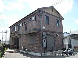 大阪府東大阪市河内町の賃貸アパートの外観
