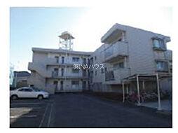 埼玉県上尾市瓦葺の賃貸マンションの外観