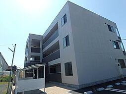 サザンクロスA[3階]の外観