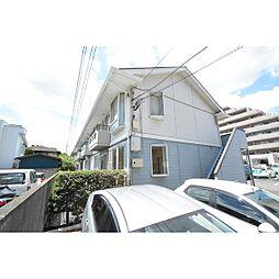 埼玉県川越市脇田本町の賃貸アパートの外観