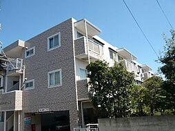 徳島県徳島市北矢三町4丁目の賃貸マンションの外観