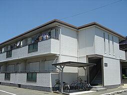 兵庫県加古川市尾上町安田116丁目の賃貸アパートの外観