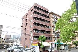 広島県広島市中区吉島町の賃貸マンションの外観