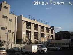 ニュー松屋マンション[2階]の外観