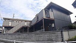 大阪府羽曳野市古市5丁目の賃貸アパートの外観