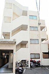 福岡県福岡市中央区鳥飼3の賃貸マンションの外観