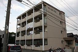 愛知県名古屋市名東区豊が丘の賃貸マンションの外観