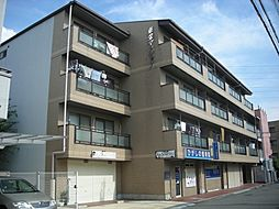 東栄マンション[3階]の外観