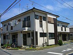 田中ハイツ[201号室号室]の外観