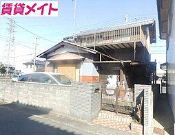 [一戸建] 三重県松阪市松ヶ島町 の賃貸【/】の外観