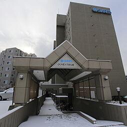 北海道札幌市厚別区厚別中央五条4丁目の賃貸マンションの外観