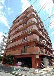 東京都板橋区高島平5丁目の賃貸マンションの外観
