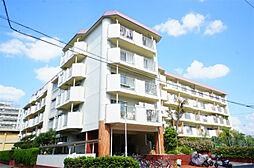 兵庫県伊丹市南町2丁目の賃貸マンションの外観