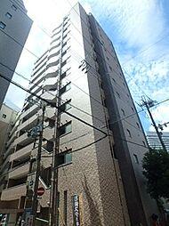 レオングラン新大阪レジデンスの外観