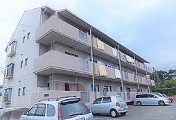 静岡県三島市幸原町2丁目の賃貸マンションの外観