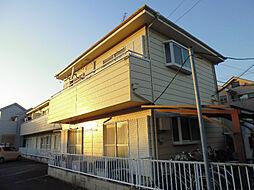 坂上ハウス[201号室]の外観