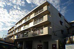 野島ビル[302号室]の外観