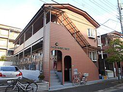 ハイコーポヨシノNo.2[1階]の外観