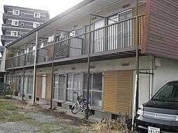 千葉県市川市市川南2丁目の賃貸アパートの外観