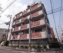 京都府京都市右京区西院西矢掛町の賃貸マンションの外観