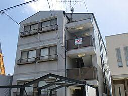 ナカソウマンション[1階]の外観