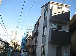 神奈川県横浜市西区浜松町の賃貸アパートの外観