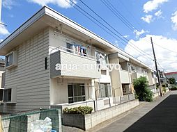 東京都三鷹市牟礼5丁目の賃貸マンションの外観
