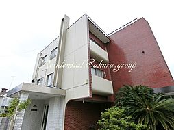 神奈川県藤沢市辻堂3丁目の賃貸マンションの外観