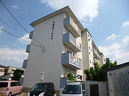 月美野コーポラス[4階]の外観