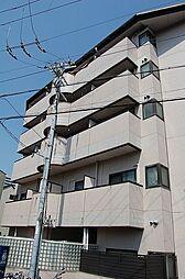 若江西新町1 ベルジュネス[3階]の外観
