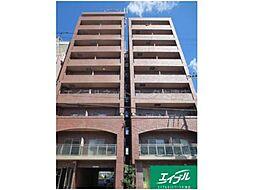 滋賀県大津市桜野町1丁目の賃貸マンションの外観