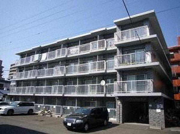 コンパス白石 4階の賃貸【北海道 / 札幌市白石区】