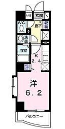 エスタシオン[9階]の間取り