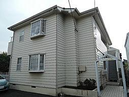 東京都狛江市中和泉2丁目の賃貸アパートの外観