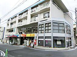 総持寺駅前グリーンハイツ1号館[4階]の外観