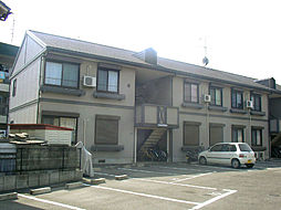 エクロール東助松A棟・B棟[A201号室]の外観