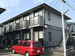 富士見ハイツA[105号室]の外観
