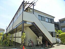 東京都杉並区宮前3丁目の賃貸アパートの外観