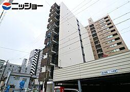 レジデンス千代田[7階]の外観