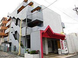神奈川県相模原市中央区上溝5丁目の賃貸マンションの外観