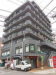神奈川県横浜市中区若葉町2丁目の賃貸マンションの外観