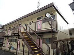 籾井荘[2階]の外観