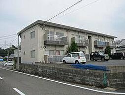 福岡県北九州市八幡西区引野1丁目の賃貸アパートの外観